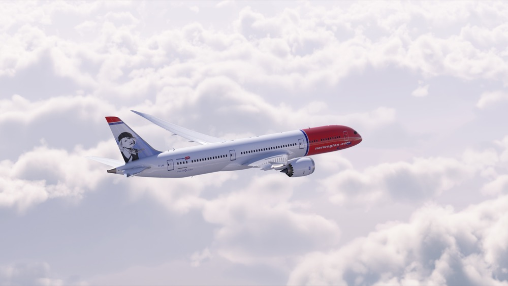 Norwegian-Boeing-Dreamliner-787-9